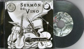 SERMON DE VINO