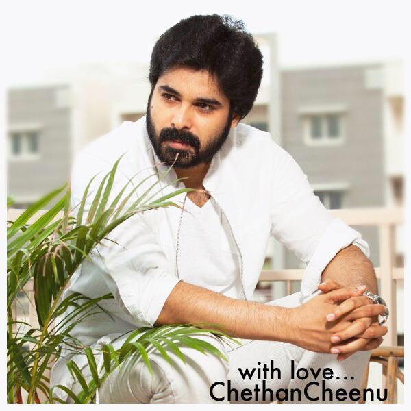 Chethan Cheenu interview in Hyderabad