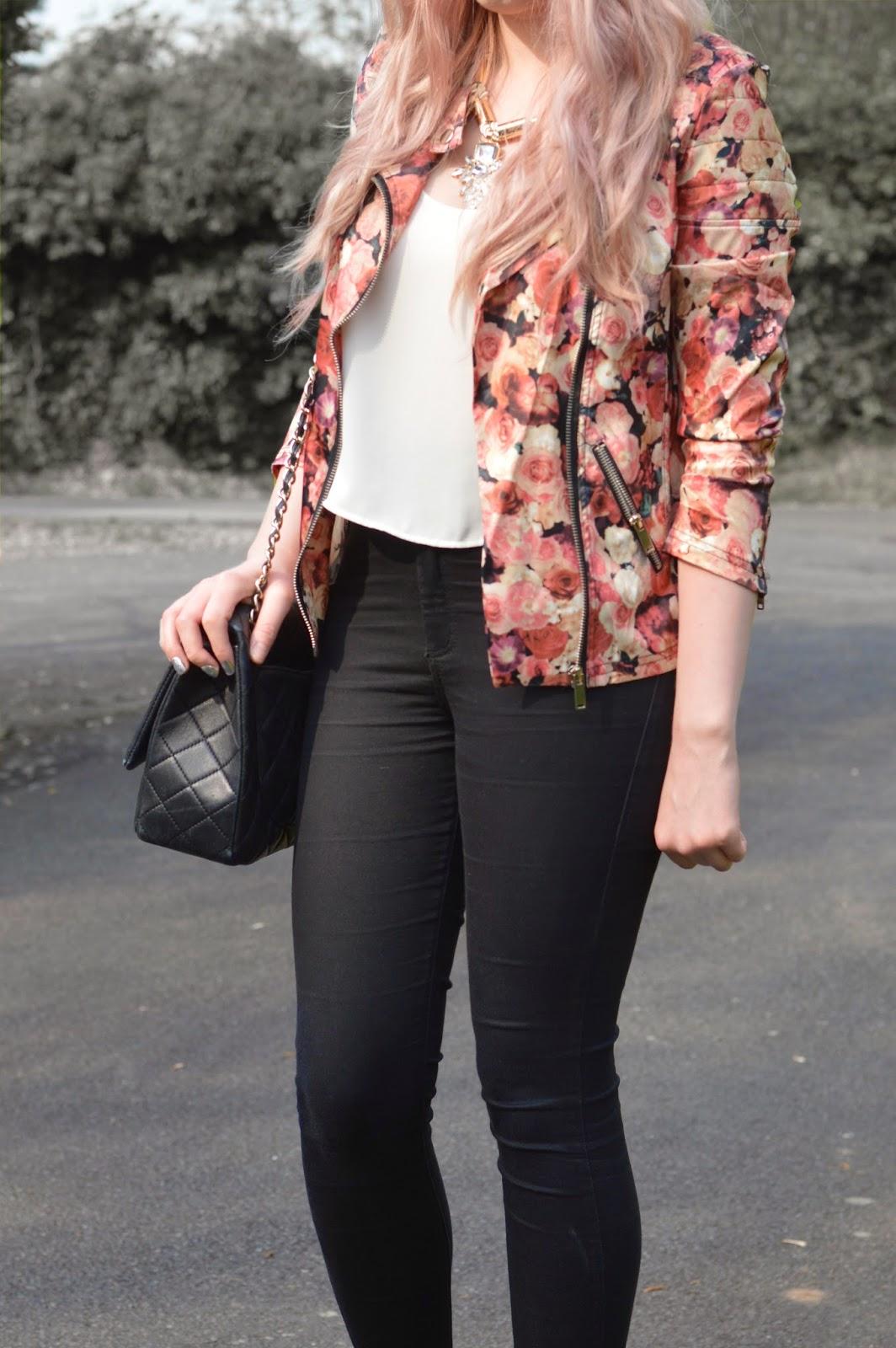 Sammi Jackson - Floral Jacket