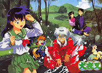 Inuyasha Soundtrack - I want to change the world