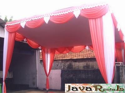 Sewa Tenda Plafon VIP