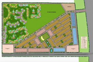 Amrapali Dream Valley High-Rise :: Site Plan
