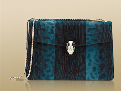 Fad Or Cult Classic: Bulgari's Serpenti Shoulder Bag