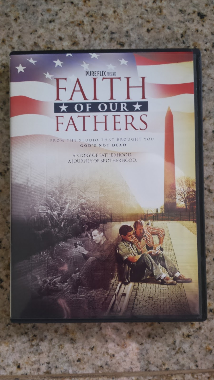 faith of our fathers review of recording