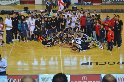 Ολοκληρώθηκε το δεύτερο τουρνουά φιλίας ακαδημιών ΠΑΟΚ-Οι κατατάξεις και οι τελικοί αγώνες-Πλούσιο φωτορεπορτάζ
