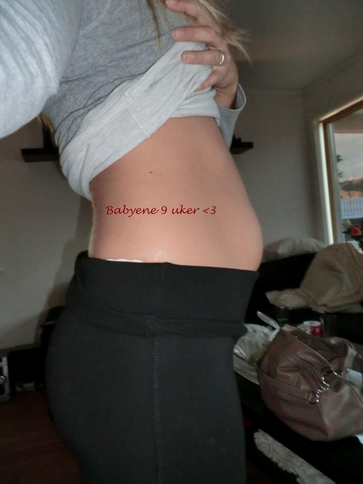 vondt øverst i magen livmorhals gravid