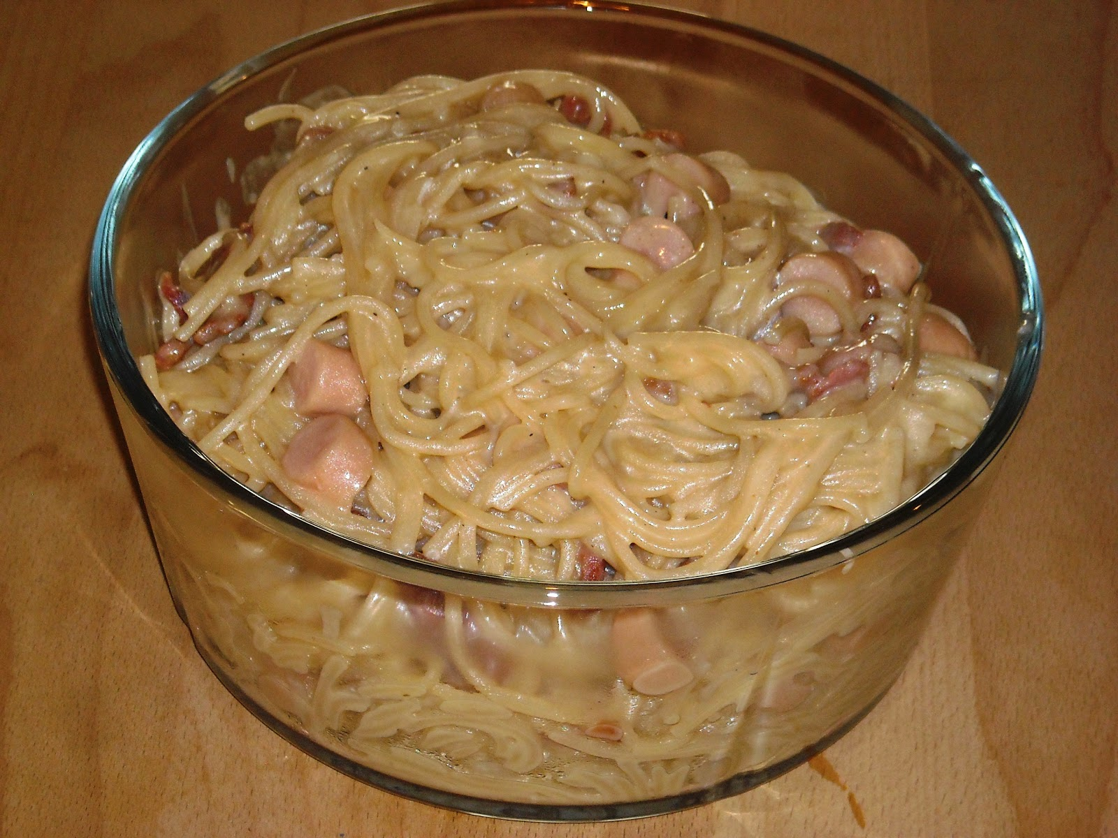 karolines køkken carbonara sauce