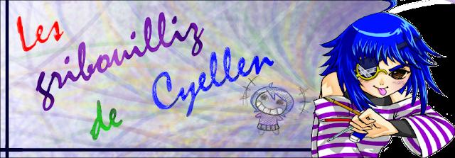 bannière Les Gribouilliz de Cyellen