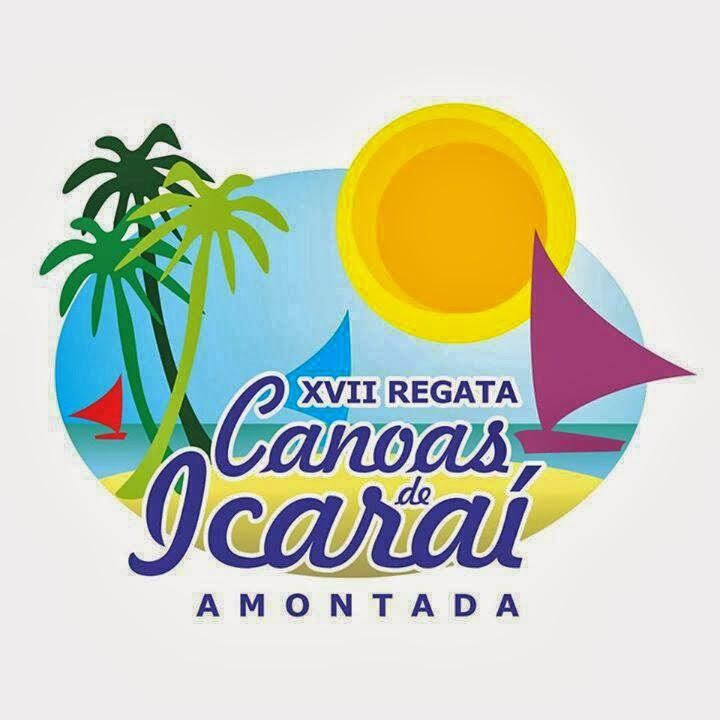 Aconteceu!!!!XVII REGATA DE CANOAS EM ICARAÍ