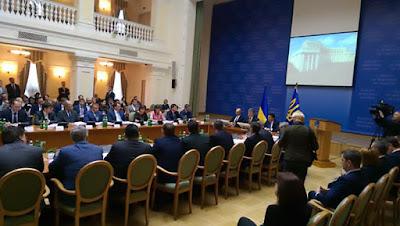 Poroshenko ritiene coalizione parlamentare praticabile