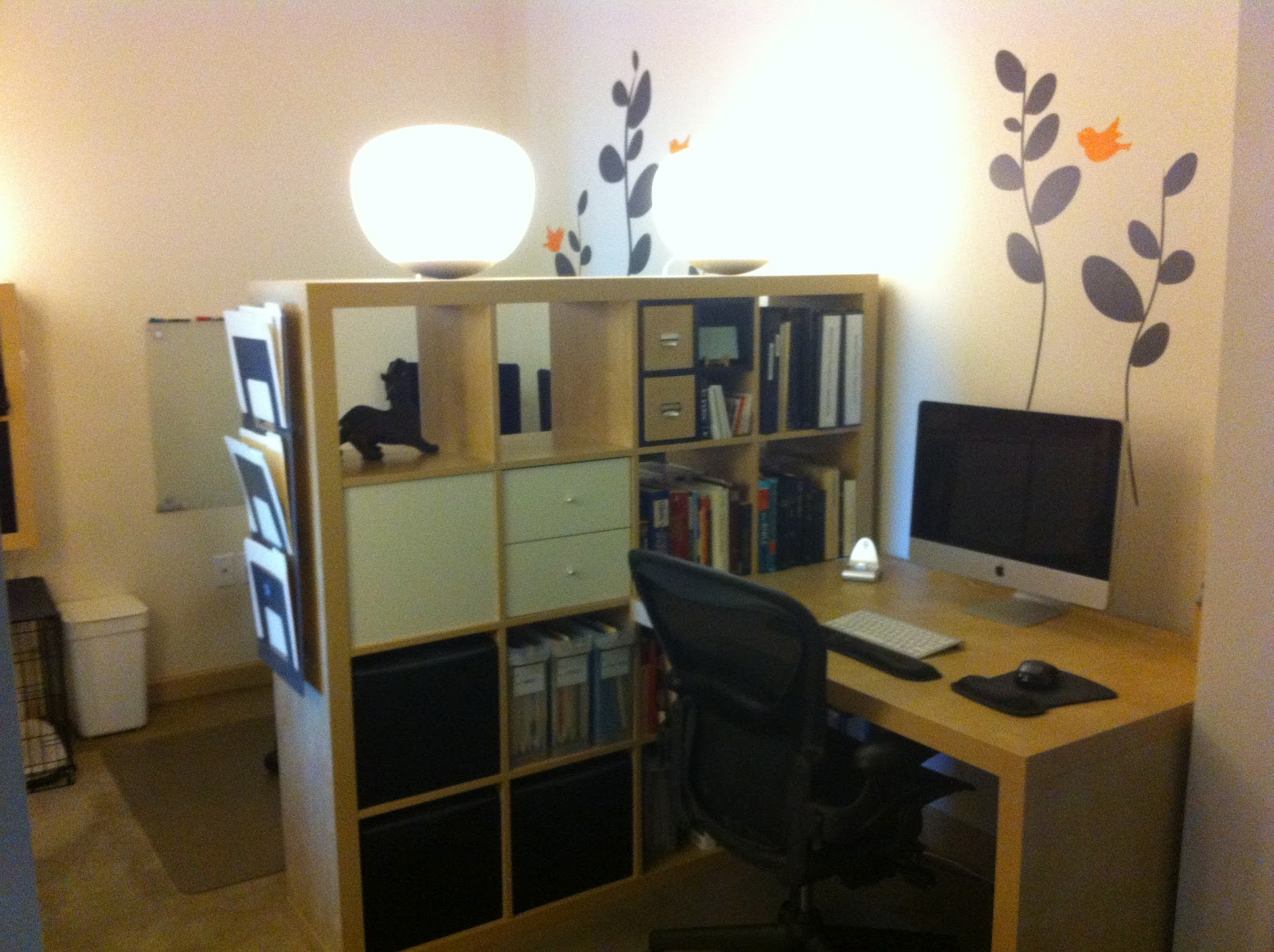 small space solutions room divider creates shared home