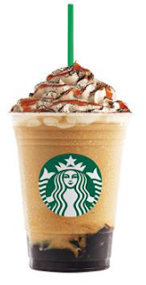 Woman-In-Digital-Starbucks-Caramel-Triple-Coffee-Jelly-Frappuccino