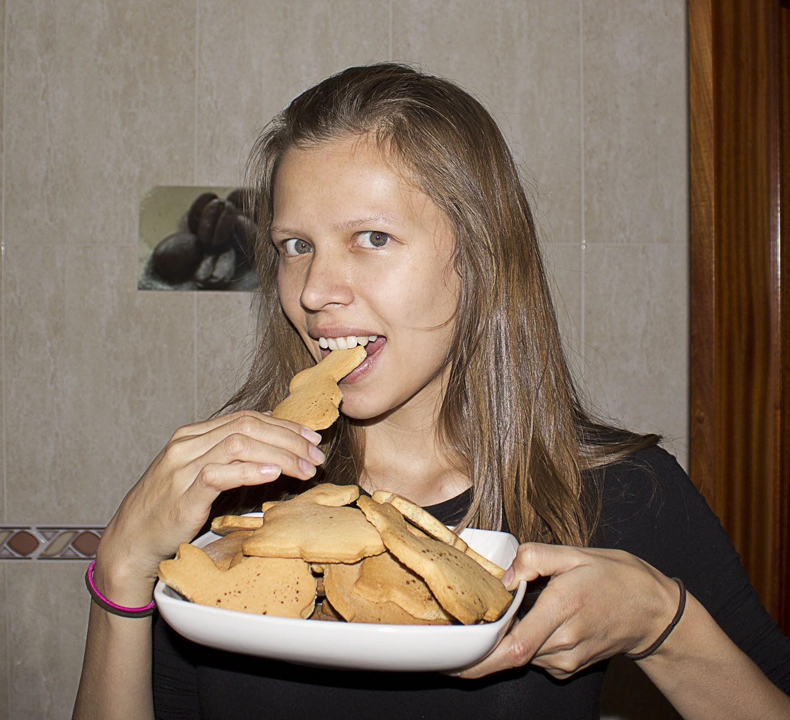 Cocina f cil y con prisas galletas de mayonesa for Utensilio para amasar