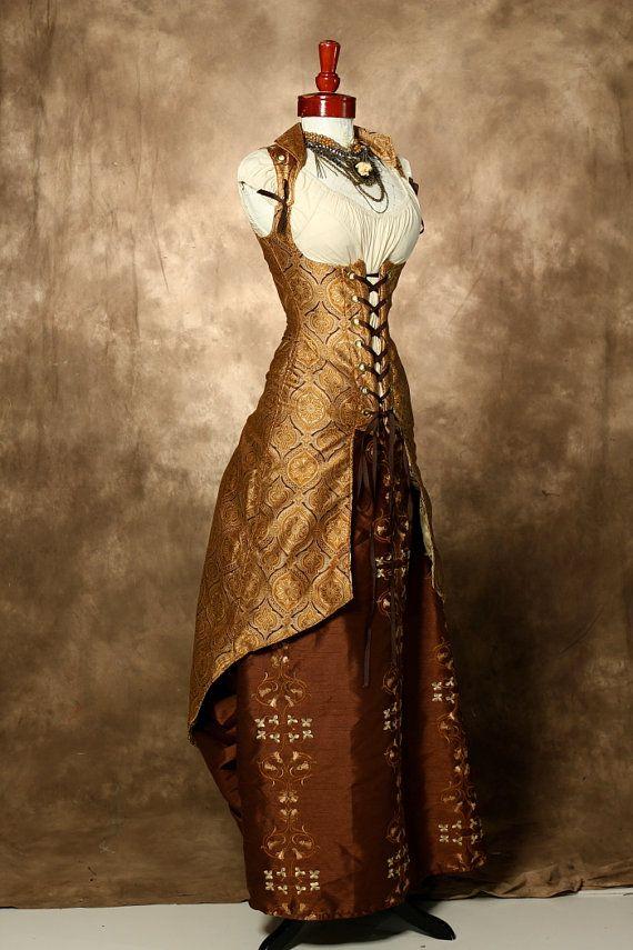 Női selyembrokát corsetmellény alapú felsőrész ec5fcbb93d