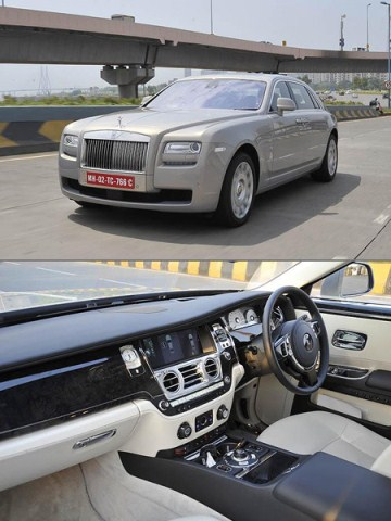 We Are Showing The Best Gallery Of Rolls Royce Ghost EWB Latest Wallpaper Cool Images Exterior And Interior Design Car Also