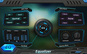Equalizer & Bass Booster Pro v1.2.4 APK Android