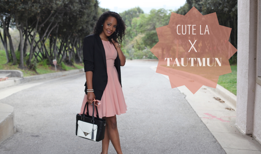 Cute LA Collaboration with Tautmun online fashion boutique