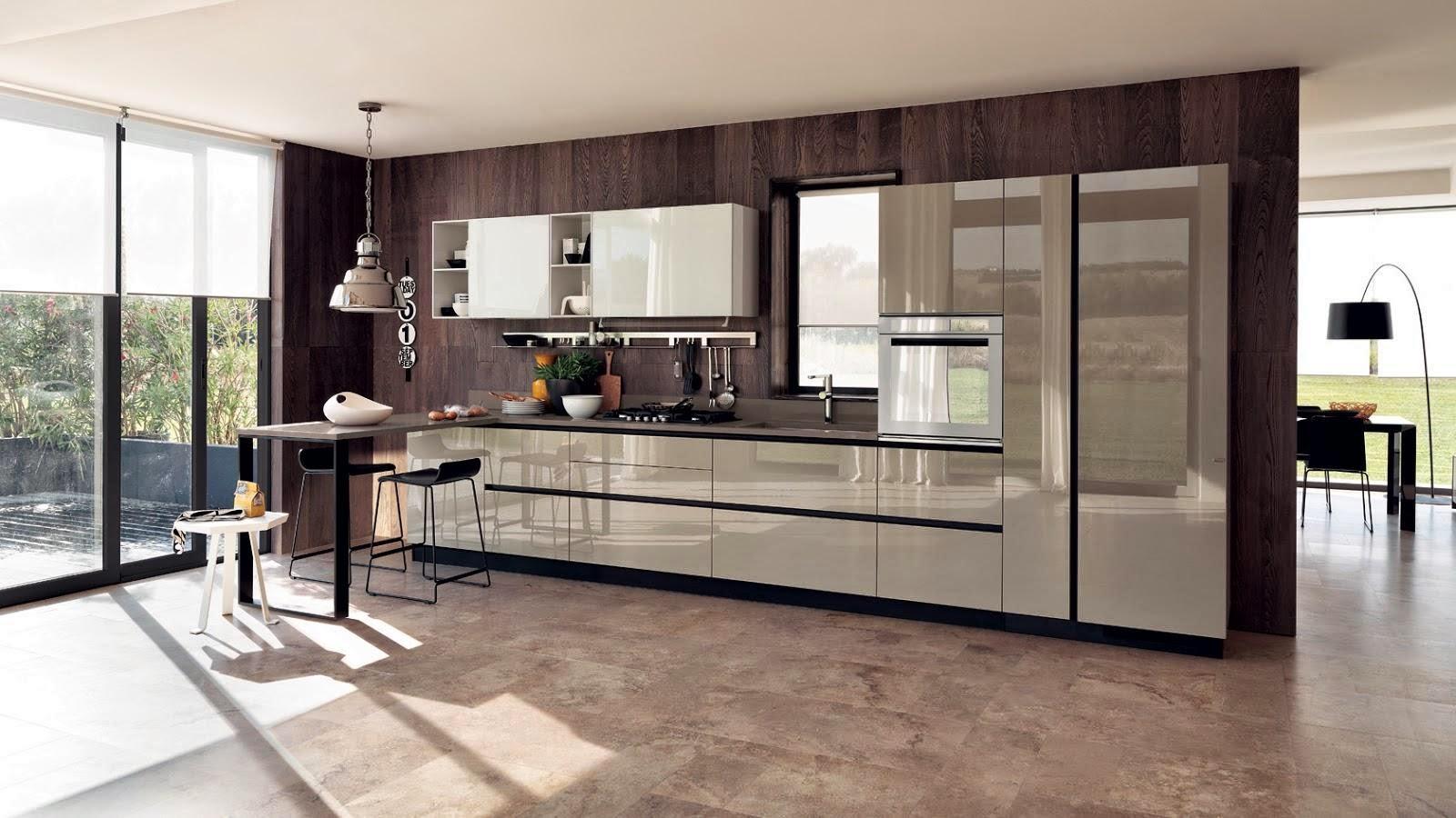 Diseños y decoracion de interiores, cocinas modernas imagenes, fotos