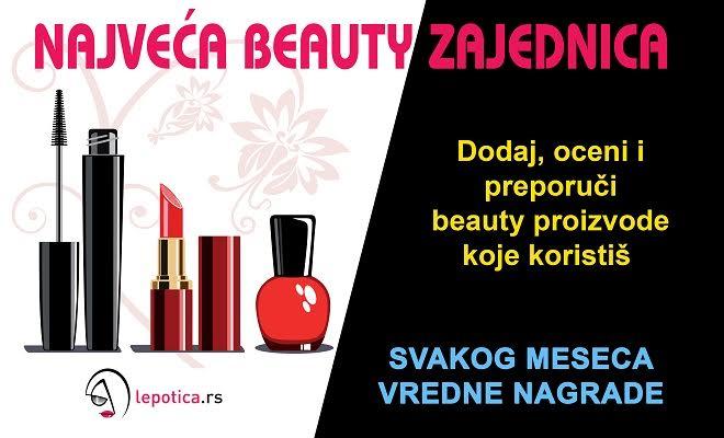 Moje tekstove možete pronaćii na portalu lepotica.rs