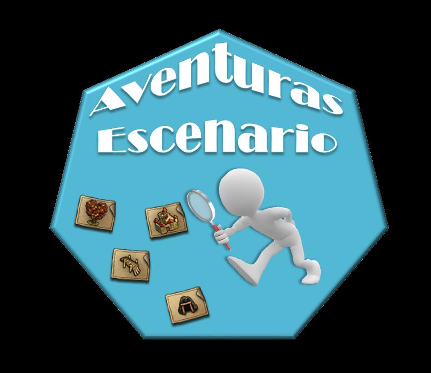Aventuras Escenario