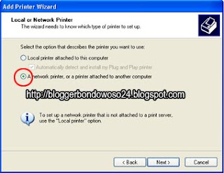 Cara Sharing Printer Pada Windows XP