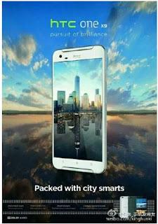 Harga dan Spesifikasi HTC One X9