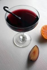 Appelsiininen punaviiniglögi