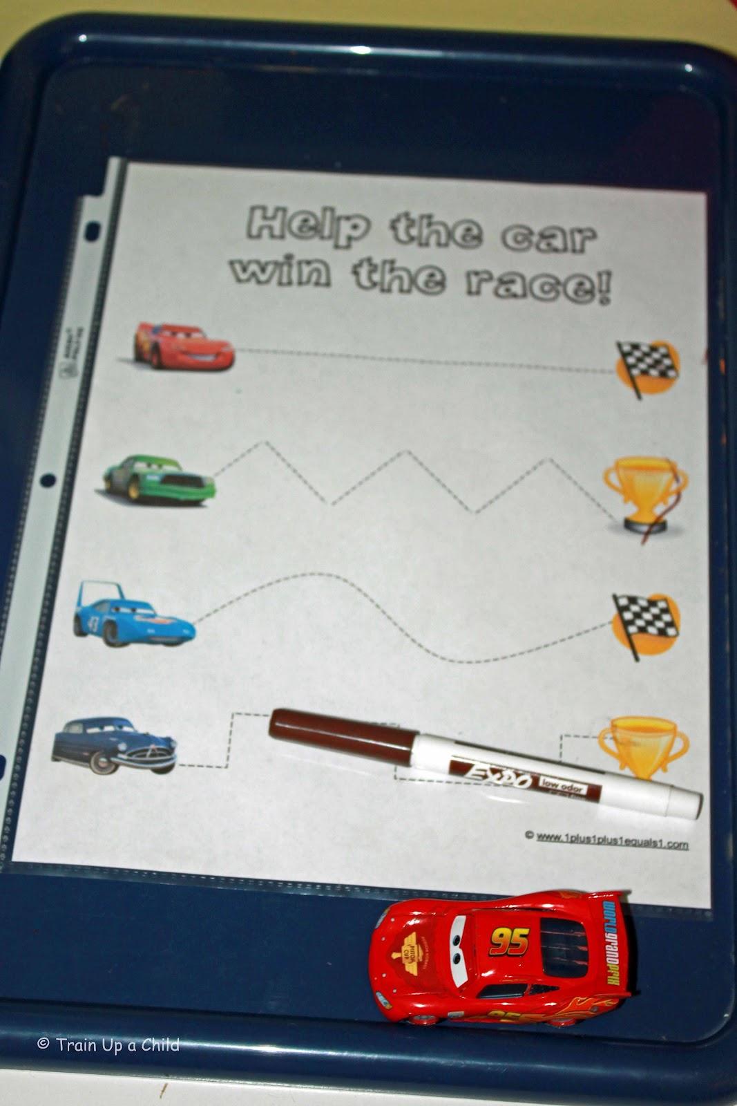 Pre-K Transportation Unit ~ Learn Play Imagine