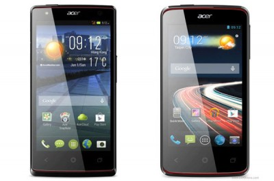 Rabu, Acer Liquid E3 dan Liquid Z4 Diluncurkan di Indonesia