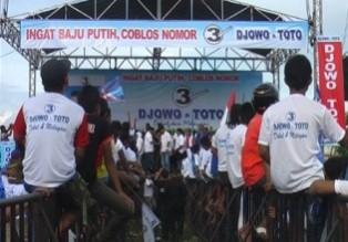 Kampanye Putaran Terakhir Djowo Toto