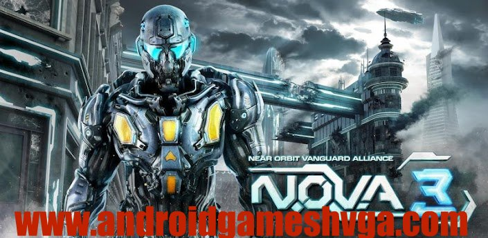 N.O.V.A. 3 - Near Orbit Vanguard Alliance + Data Full