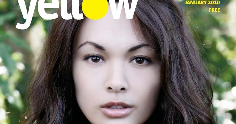 VIET ACCÉNT: Alex Tran Posed Nude for Yellow Magazine