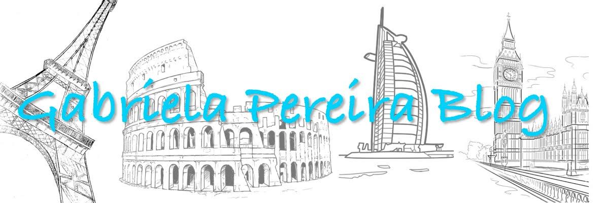 Gabriela Pereira Blog