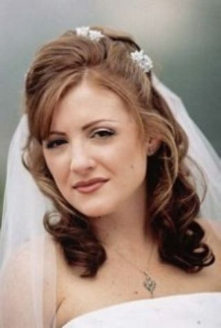 Hair Styles And Makeup Simple Wedding Hairstyles