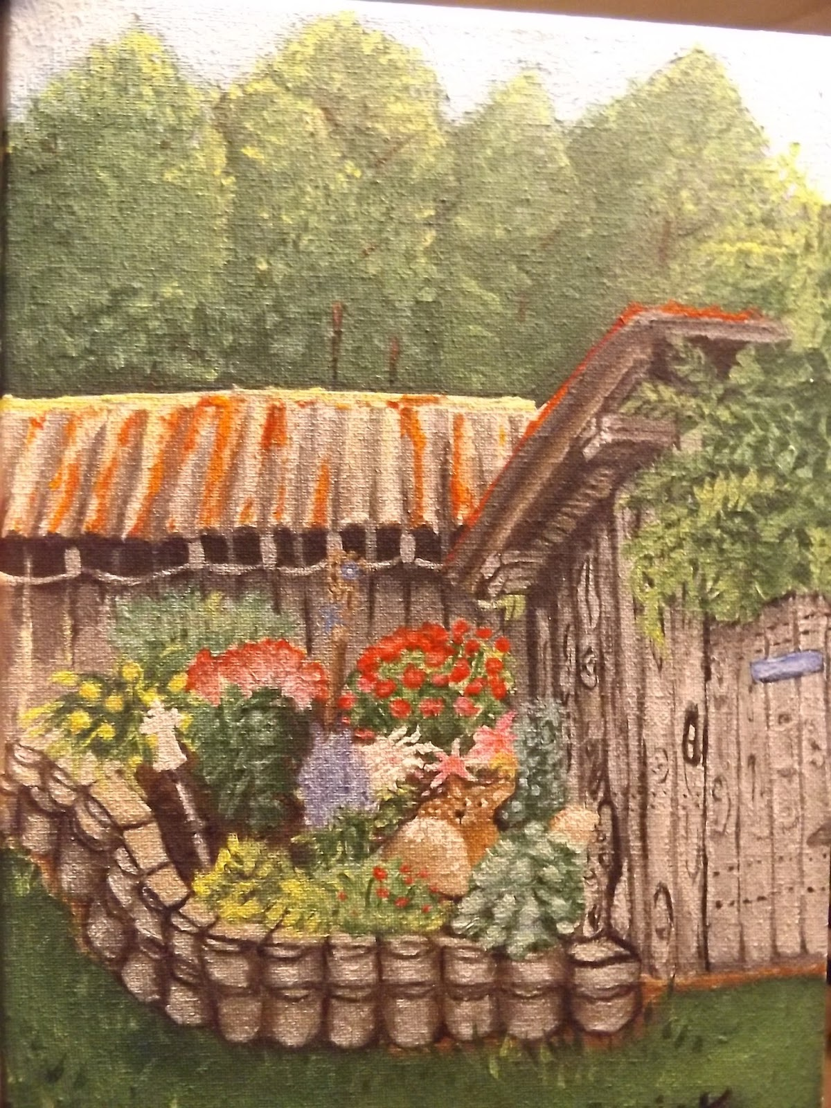 Grandma's Outhouse
