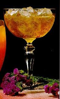 Amaretto Frappe, Bebidas para Fiesta, Cocteles