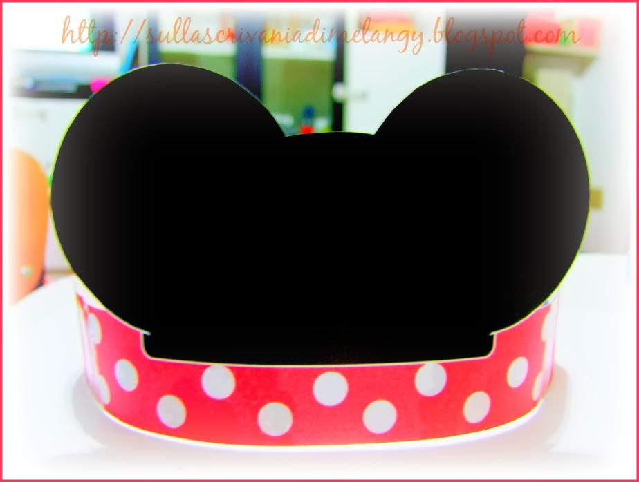 Favoloso Compleanno bambini: festa a tema Minnie Mouse! | Sulla scrivania  MN23