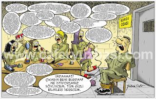 Kadınlar Asker Olursa