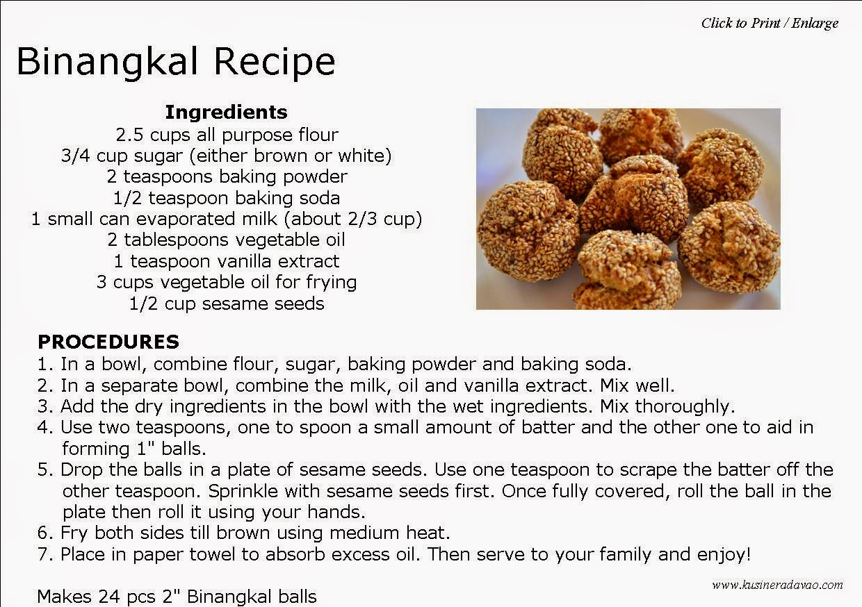Binangkal recipe kusinera davao place over paper towels for the excess oil to be absorbed then serve these delightful binangkal as an afternoon snack enjoy these together with a cup of forumfinder Image collections