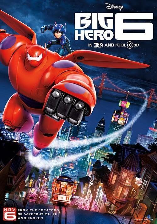 Grandes Heroes [2014] [DVDRip] [Latino]