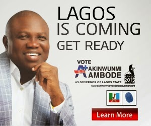 Ambode For Governor