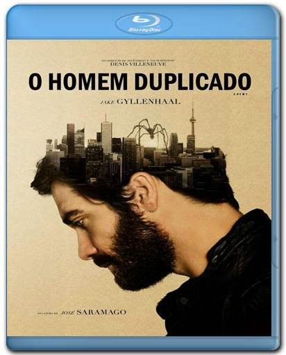Baixar Filme O Homem Duplicado 720p + 1080p Bluray BRRip + BDRip AVI Dual Audio Download via Torrent