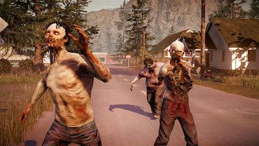 #11 State of Decay Wallpaper