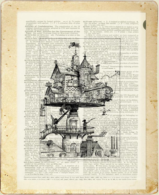 02-Steampunk-Print-Jean-Cody-Vintage-Dictionary-Page-Art-Prints-www-designstack-co