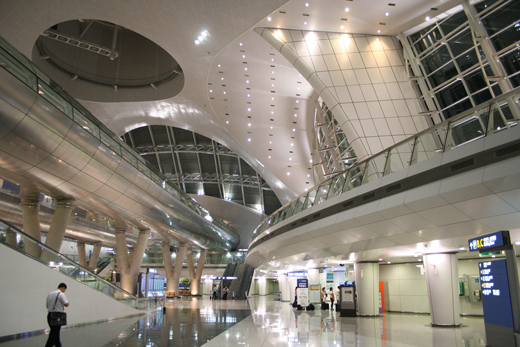 Airport: Seoul Incheon International Airport (ICN)