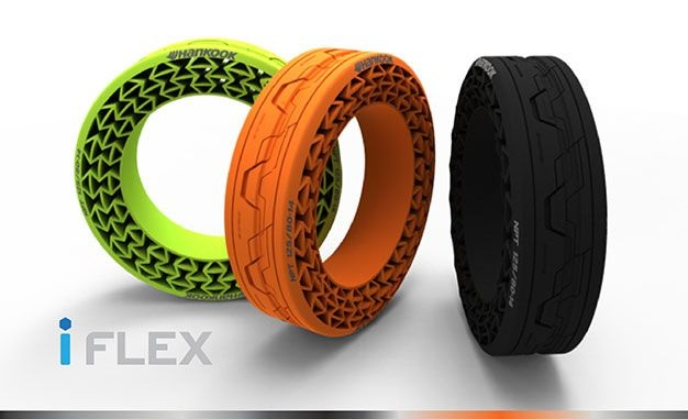 Hankook airless tires