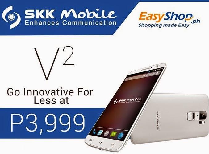SKK Mobile V2 Now Only Php3,999