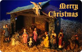 Life with Lynnie: Happy Birthday, Jesus! Merry Christmas!