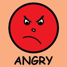 - ye ! aku tgh marah -