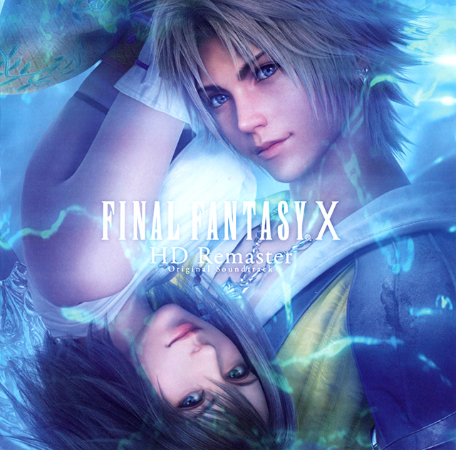Suteki Da Ne Final Fantasy X OST